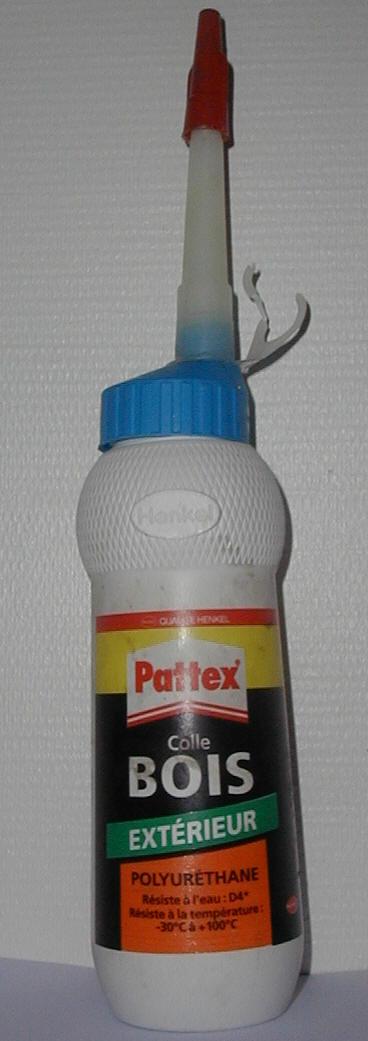 Pattex Colle à Bois Extérieure